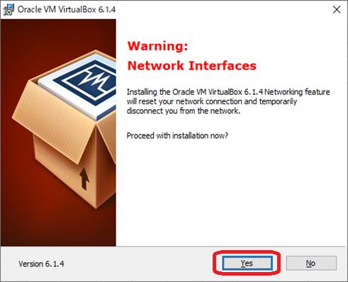 VirtualBox(インストール画面4)