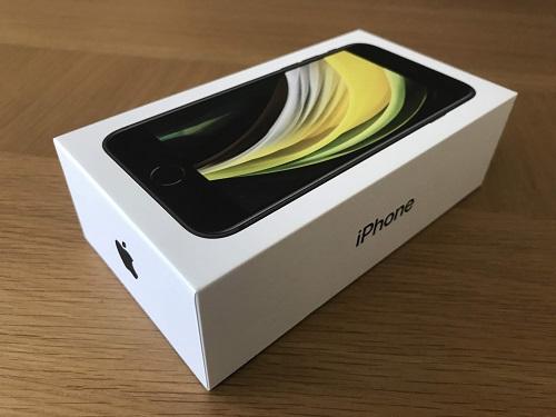 iPhoneSE2(箱)